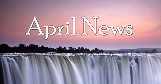 april news carolyn m walker
