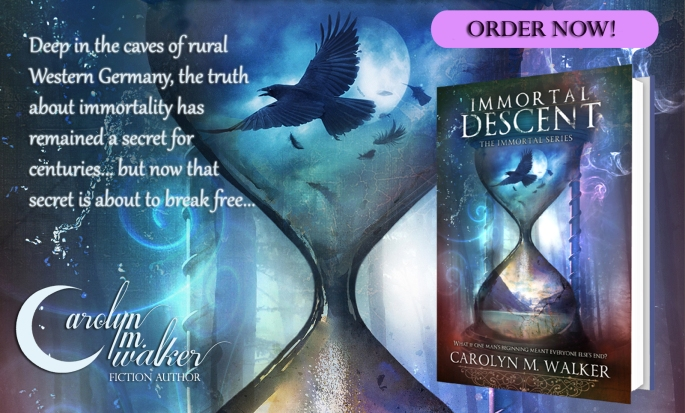 Immortal Descent - pre-order ad4